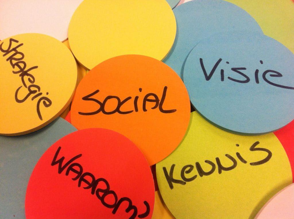 Workshop succesvolle strategie netwerkorganisatie