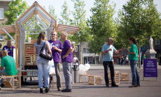 Woningcorporatie Wonen Limburg op social media