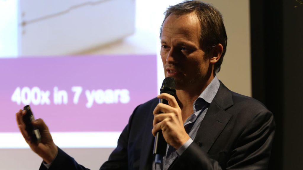 Yuri van Geest op allereerste Media Villa Arnhem over Singularity