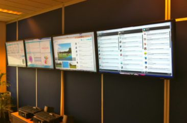 Webcare en online monitoring - social hub