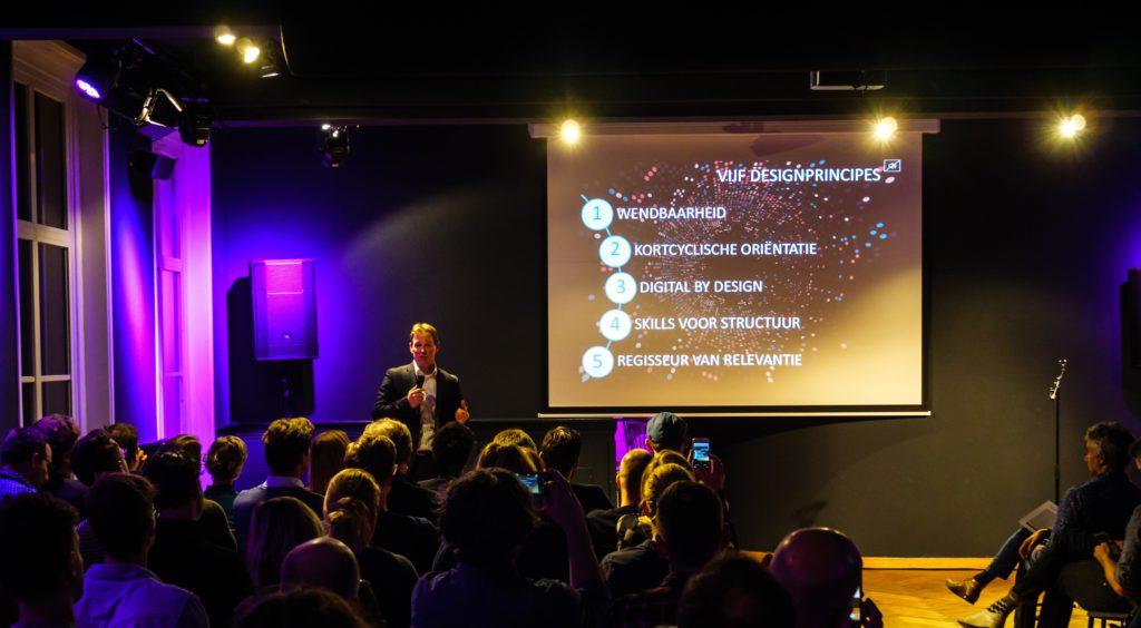 5 design principes marketeer van de toekomst