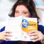 Webcare in de praktijk - Training en trainer door o.a. Antina van der Veen