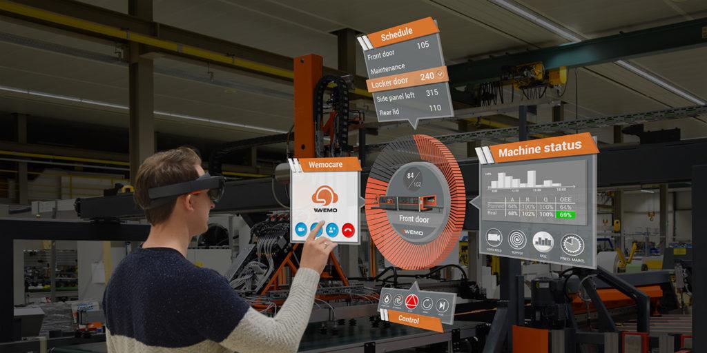 Wemo twnkls - Virtual Reality en Augmented Reality