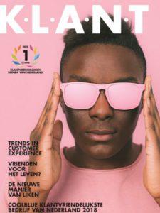 KLANT 2018 - magazine over klantgerichtheid