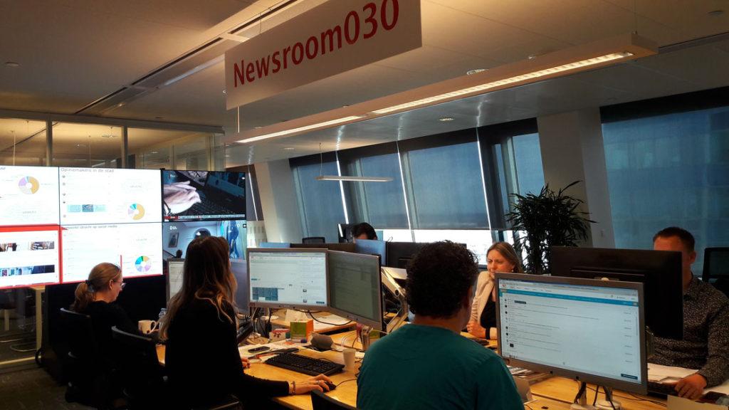 Newsroom gemeente Utrecht