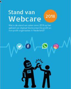 Download onderzoek Stand van Webcare 2018