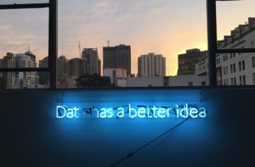 Data has a better idea - Frank Chamaki via unsplash