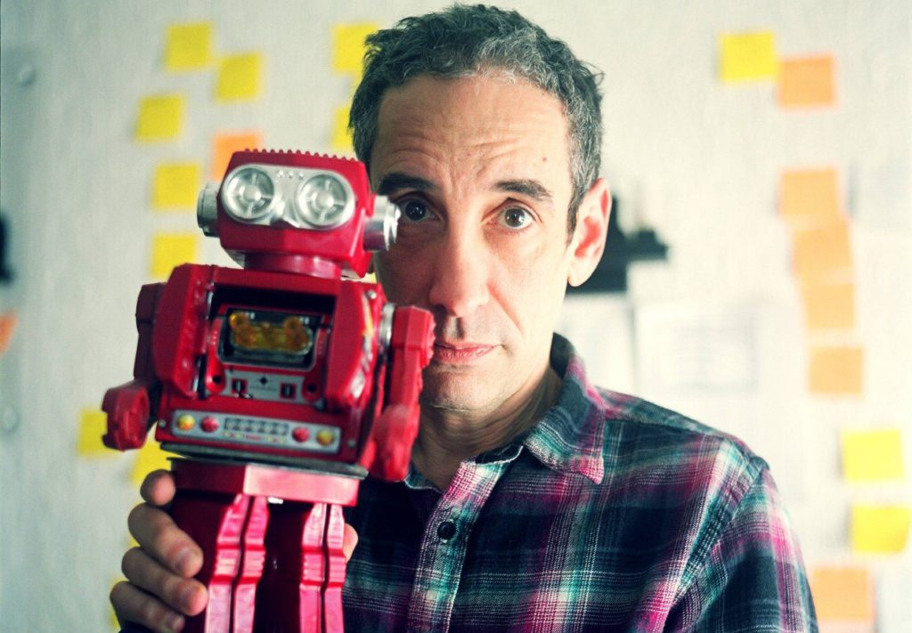 Douglas Rushkoff - Fighting for Team Human