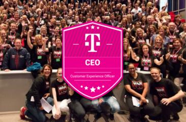 Iedereen CEO - CEO App T-Mobile door Ruud Huigsloot