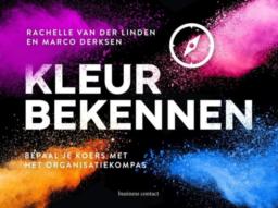 Boek Kleur Bekennen Marco Derksen & Rachelle van der Linden
