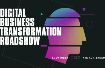 digital business transformation roadshow rotterdam