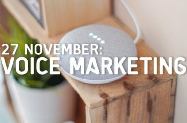 Digital Wednesday Voice Marketing