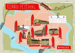 Grootste Kennisfestival van Nederland over innovatief organiseren in binnenstad Deventer