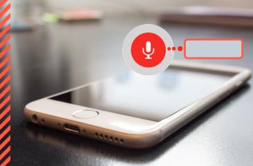 Voice marketing en live chat
