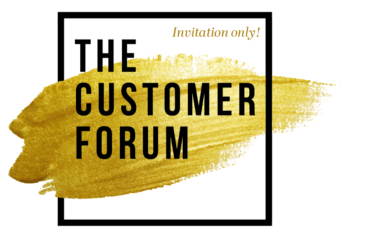 Customer Forum