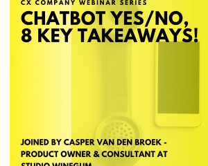 Chatbot ja of nee?