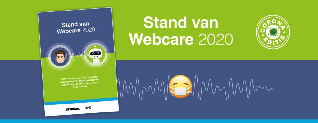 Stand van webcare