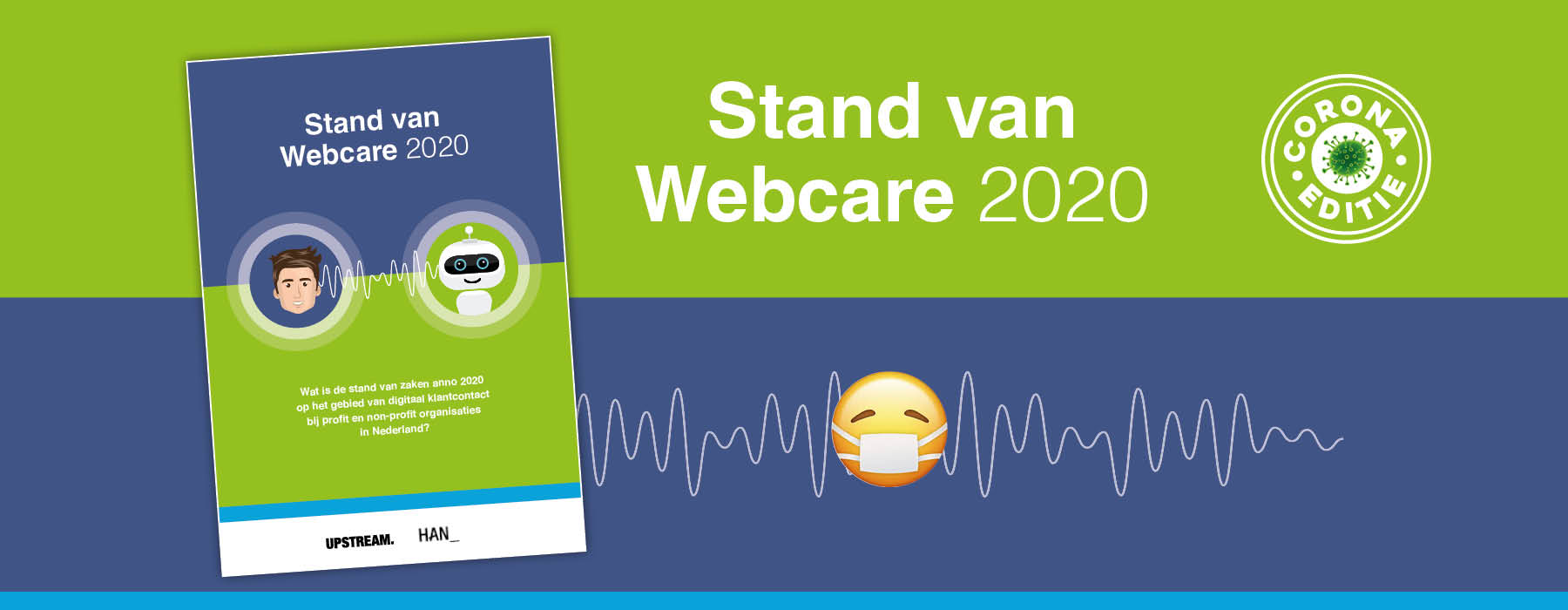 Wat is de stand van webcare anno 2020 in Nederland