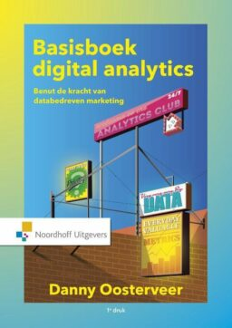 Boek Digital Analytics Danny Oosterveer